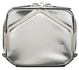 Alexander Wang Metallic Zip Clutch