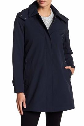 Kenneth Cole New York Kenneth Cole Women's Bonded Rain Jacket