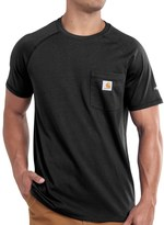 Carhartt Force T-Shirt - Short Sleeve (For Big and Tall Men)