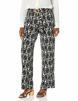 Chaus Women's Belted Pant