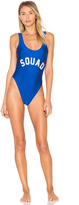Private Party Squad One Piece Swimsuit