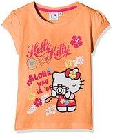 Hello Kitty Girl's Aloha T-Shirt