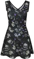 Disney Damen Nightmare Before Christmas - Kleid (XL)