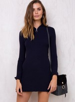 Benson Long Sleeve Knit Dress