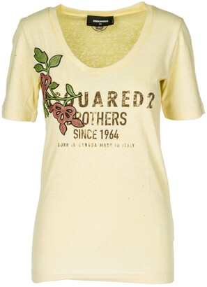 DSQUARED2 Brothers Print T-Shirt