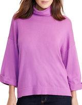Lauren Ralph Lauren Petite Dalzo Jersey Sweater