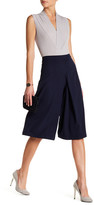 Ark & Co Pleated Crop Trouser