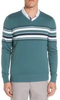 AG Jeans Men's Ridgewood V-Neck Sweater