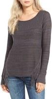 Rip Curl Women's Hudson Fringe Knit Pullover
