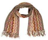 Missoni Chevron Pattern Scarf