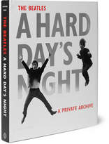Phaidon The Beatles A Hard Day's Night: A Private Archive Hardcover Book - Black