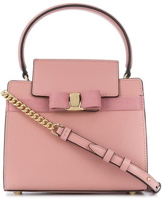 Salvatore Ferragamo Vara top handle bag