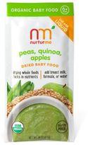 NurturMe 4 oz. Organic Peas, Quinoa, Apples Dried Baby Food