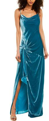 Cinq à Sept Renee Silk-Blend Gown