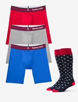 Tommy John Cool Cotton Bold Boxer Brief Set