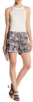 Joe Fresh Printed Cuffed Short