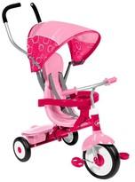 Radio Flyer 4-in-1 Stroll 'N Trike - Pink