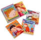 Box of Family Fun Book Gift Set by Karen Katz