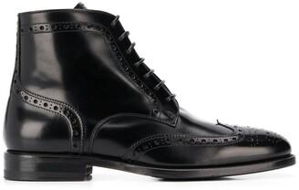 Scarosso Gioconda ankle boots