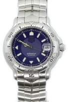 Tag Heuer Professional WH1115 Stainless Steel Quartz 39mm Mens Watch