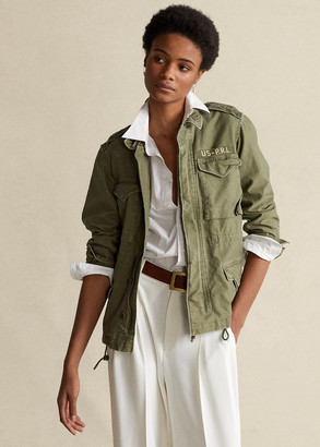 Ralph Lauren Signature Military Jacket