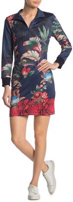 Pam And Gela Bye Birdy Track Dress