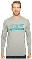 Under Armour UA Fish Hunter Tech Long Sleeve Shirt Men's Long Sleeve Pullover