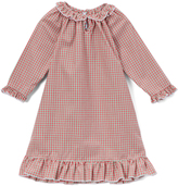 Sweet Dreams Red & Green Plaid Nightgown - Infant, Toddler & Girls