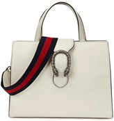 Gucci Dionysus White Leather Tote