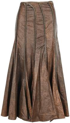 Y/Project Seam Details Long Skirt