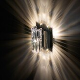 Swarovski Verve 1-Light Flush Mount