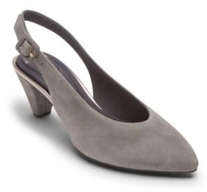 Rockport Women's Total Motion Saleya Slingback Pumps Women's Shoes