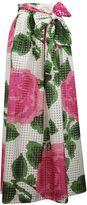 Tory Burch Floral Maxi Skirt
