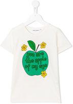 Mini Rodini Apple T-shirt - kids - Organic Cotton/Spandex/Elastane - 7 yrs