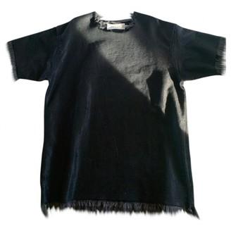 Marques Almeida Anthracite Denim - Jeans Dresses