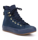 Converse Womens Chuck Taylor All Star Waterproof Boot Hi Top Sneakers