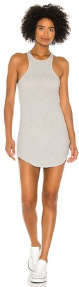 h:ours Racer Mini Dress