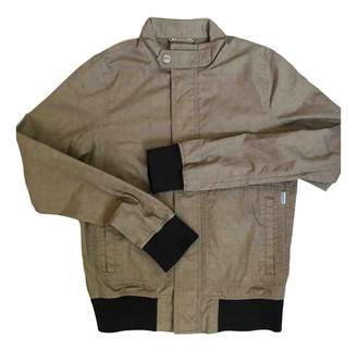 Carhartt Beige Cotton Jackets