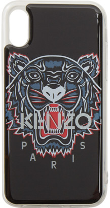 Kenzo Black Tiger Head iPhone X/XS Case