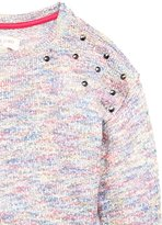 Forever 21 Girls Bright Thing Studded Sweater (Kids)