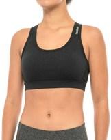 Reebok Align Curve Sports Bra - Medium Impact, Racerback, Removable Cups (For Women)