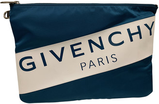 Givenchy Blue Synthetic Small bags, wallets & cases