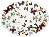 Christian Lacroix Butterfly Parade Platter - Large