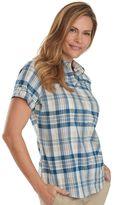 Woolrich Women's Twin Lakes Plaid Shirt