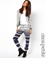 Asos Exclusive Sweatpants In Stripe