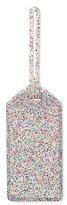 Kate Spade Glitter Luggage Tag