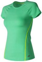 New Balance Women's Trinamic Short Sleeve Shirt