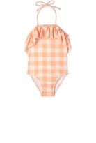 Country Road Gingham Bathers