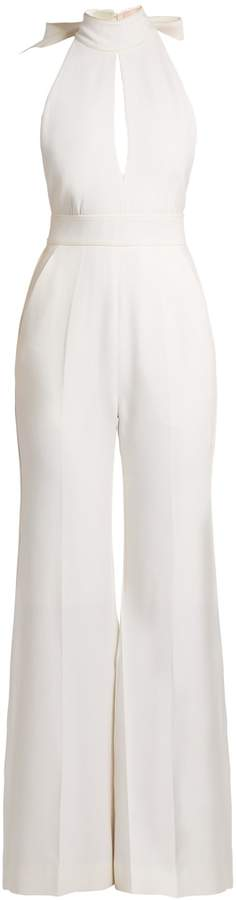 Roksanda Rusha stretch-cady jumpsuit