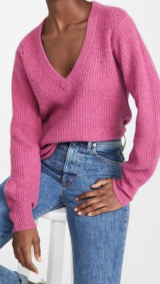 Paige Kamila Cashmere Sweater